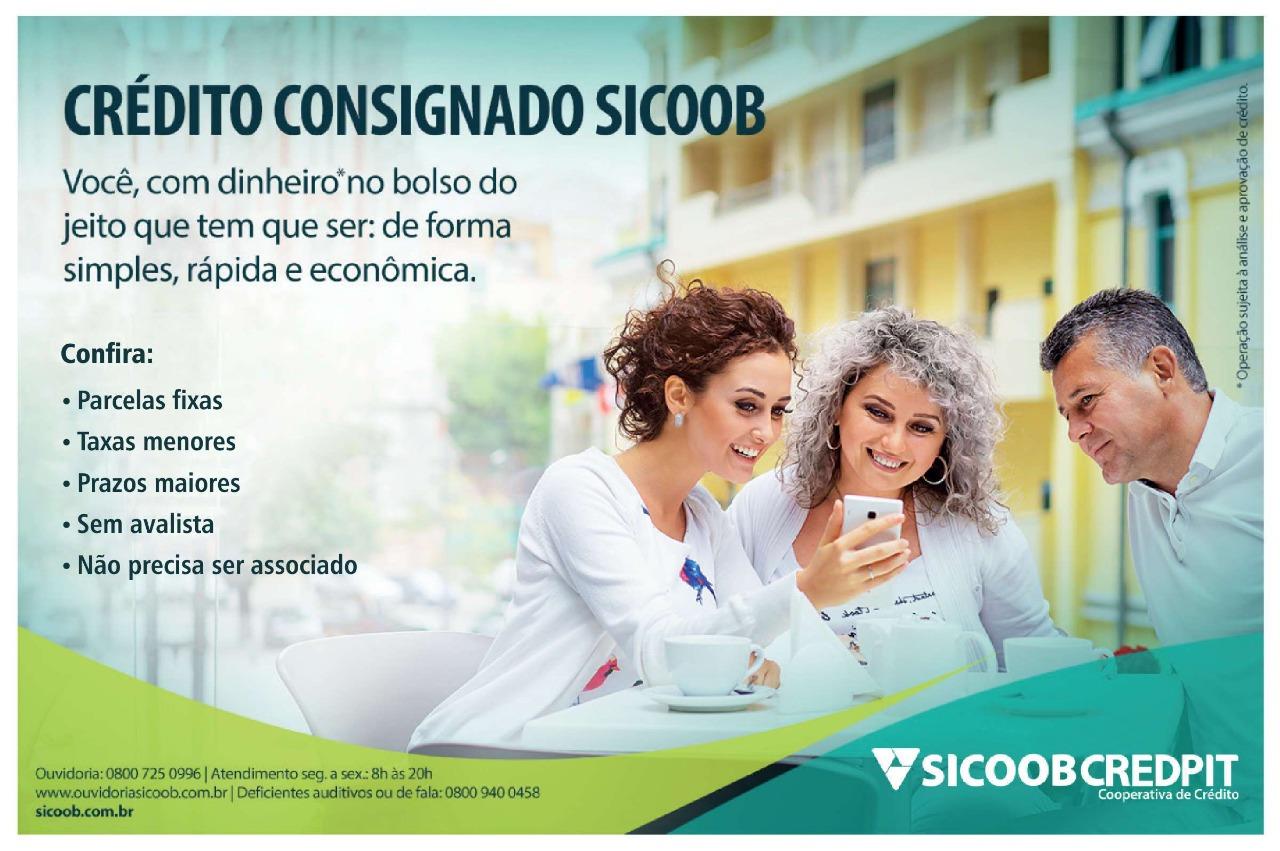 Sicoob Credpit - Credito Consignado